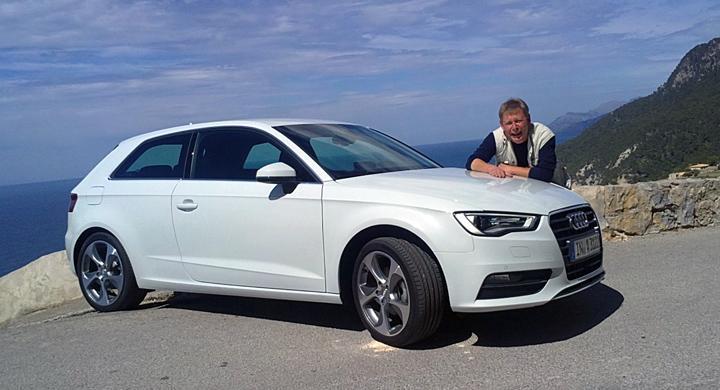 Nya Audi A3 – rapport från provkörningen