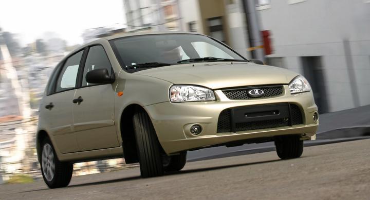 Renault-Nissan tar över ryska Lada