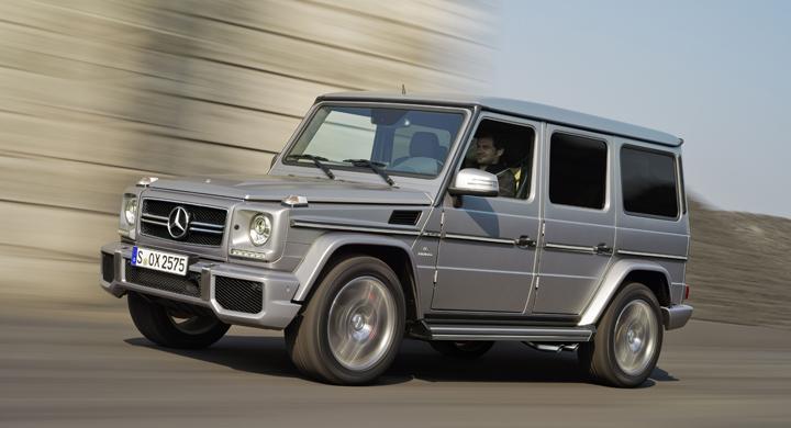 Mercedes G 63 AMG – rapport från provkörningen