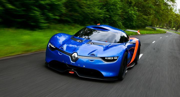 Renault återupplivar klassiska Alpine
