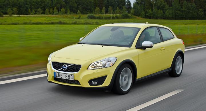 Volvo lägger ned C30, V50 och S40