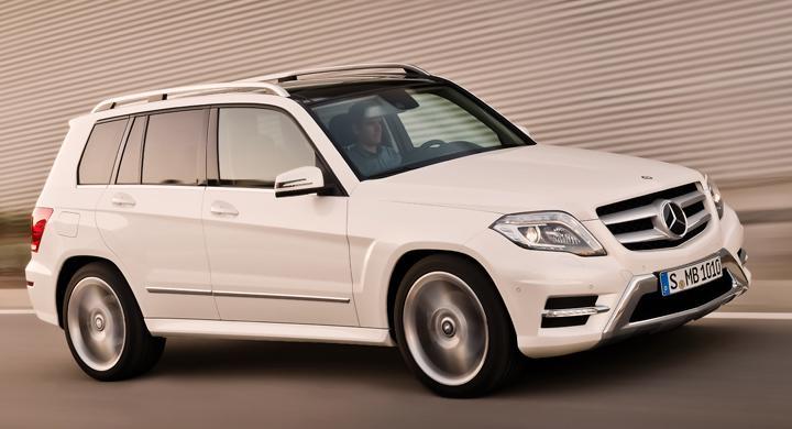Provkörning: Mercedes GLK (2012)