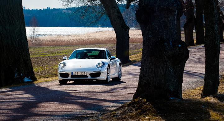 Provkörning: Porsche 911 Carrera S (2012)