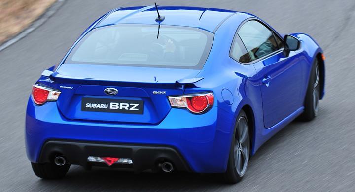 Subaru BRZ återkallas för informationsfel