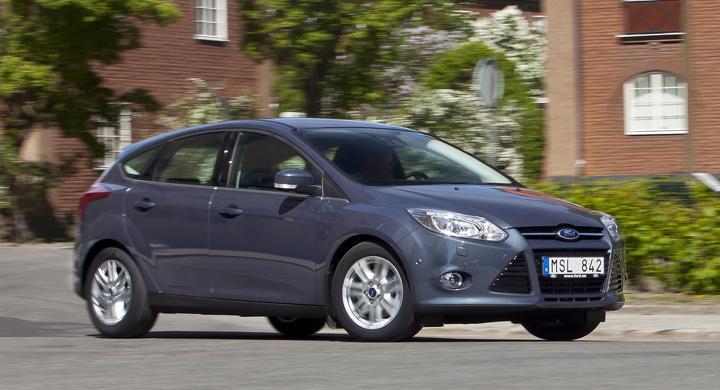 Provkörning: Ford Focus (2012)