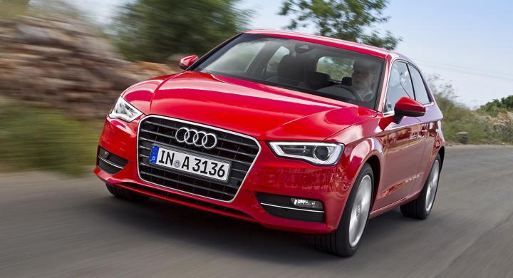 Provkörning: Audi A3 (2012)