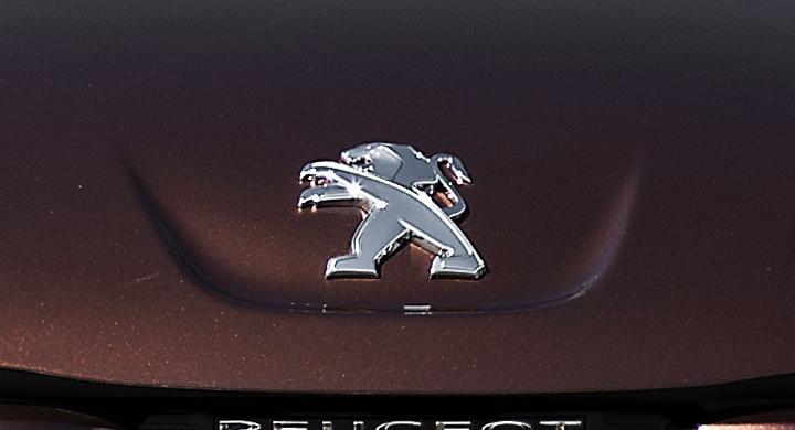 Peugeot ökar mest i Sverige