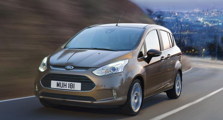 Ford B-Max – rapport från provkörningen