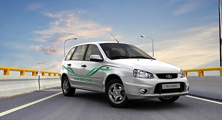 Lada EL – elbilen från Ryssland