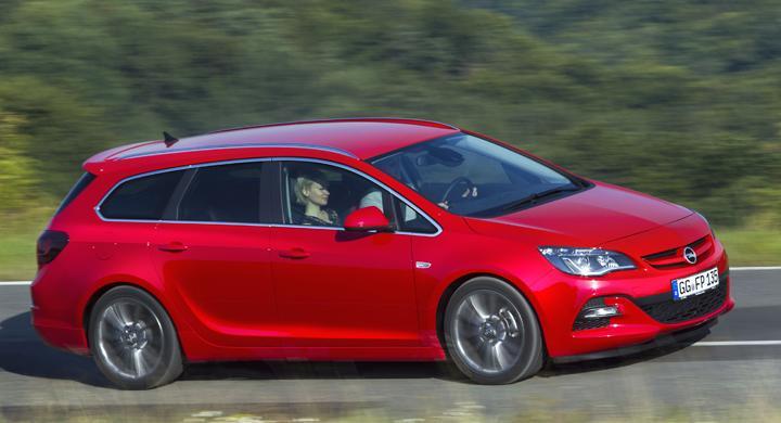 Opel Astra får kraftfull diesel