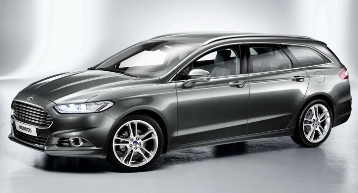 Ford Mondeo – kombi och sedan