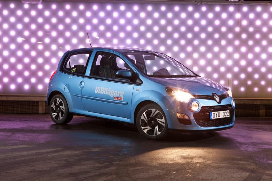 Rosttest: Renault Twingo (2012)
