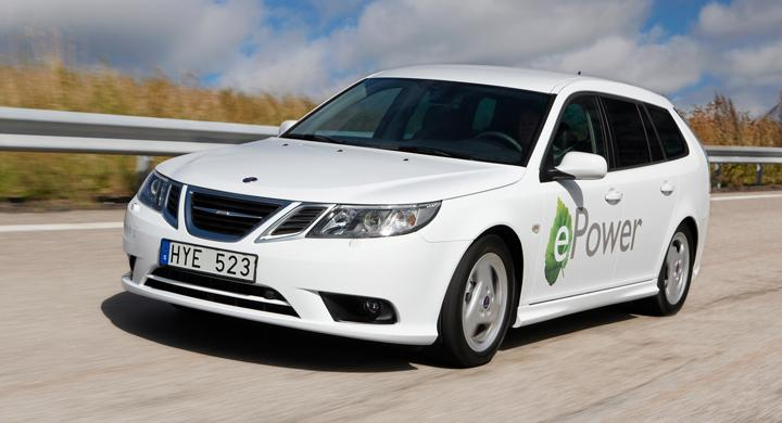 Saabs elbilar får kinesiska batterier