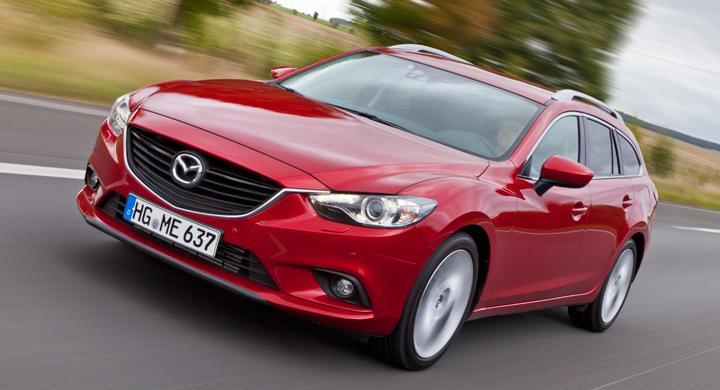 Mazda 6 Wagon – svenska priser