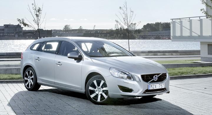 Provkörning: Volvo V60 Plug-in Hybrid (2012)