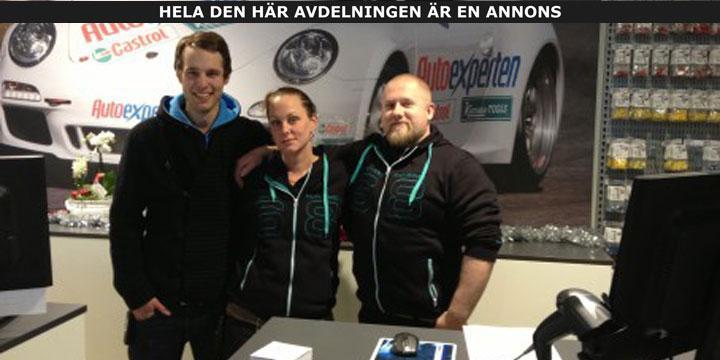 Autoexperten öppnar i Strängnäs
