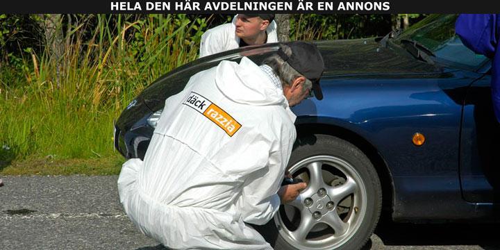 Håll koll på bilens däcktryck