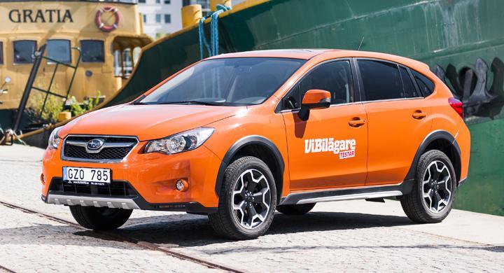 Rosttest: Subaru XV (2012)