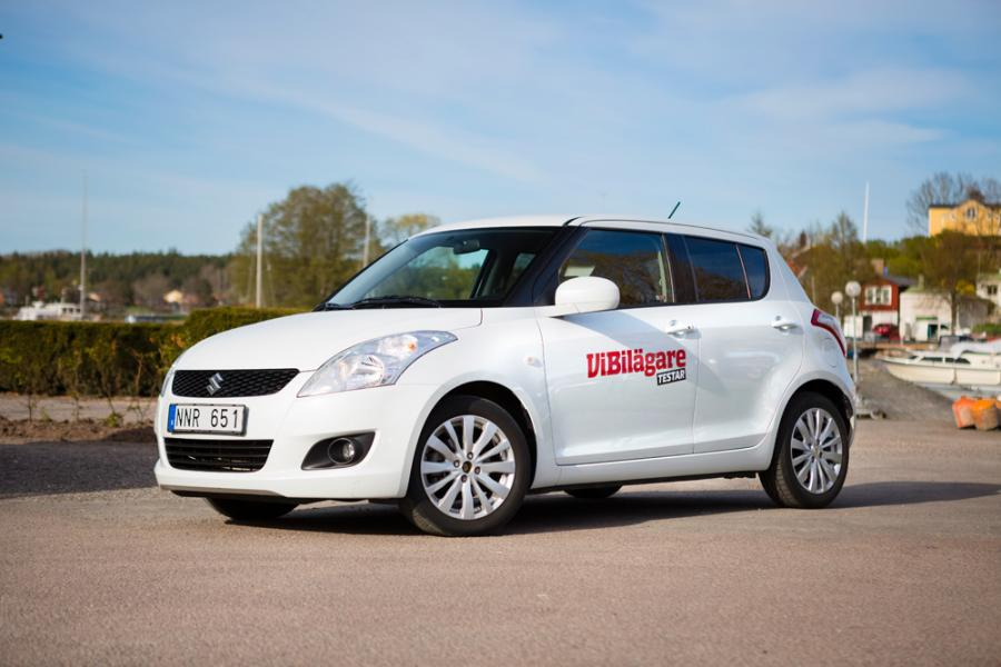 Rosttest: Suzuki Swift (2012)
