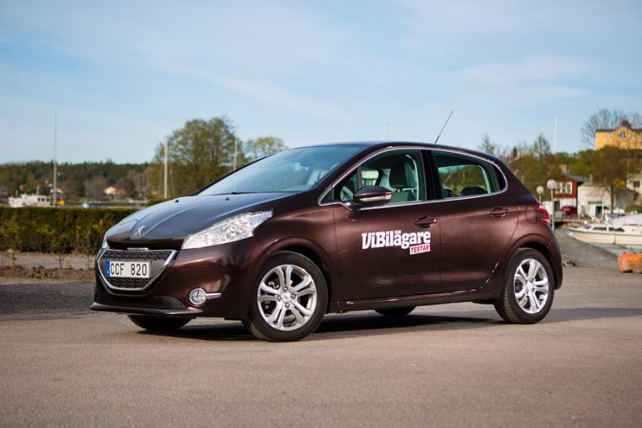 Rosttest: Peugeot 208 (2012)