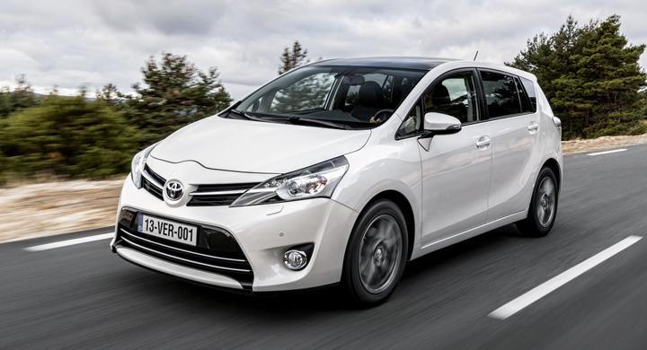 Toyota Verso – rapport från provkörningen