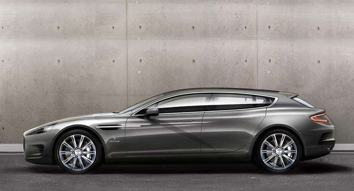Aston Martin Rapide som kombi