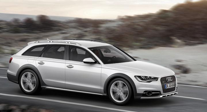 Audi A6 och A4 dyrast att laga