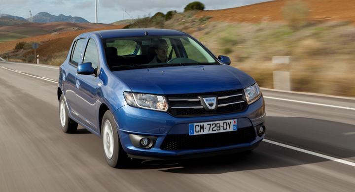 Provkörning: Dacia Sandero (2013)