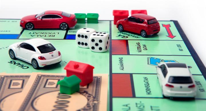 Tunga bilar är vinnare i miljöspelet