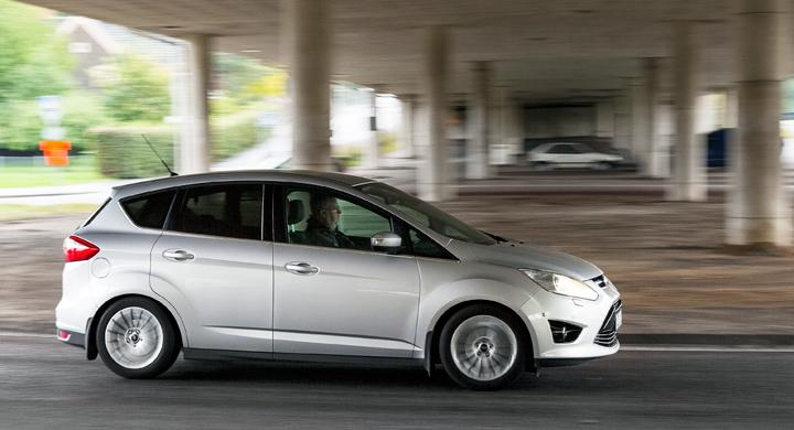 Begtest: Utbytt baklucka på Ford C-Max