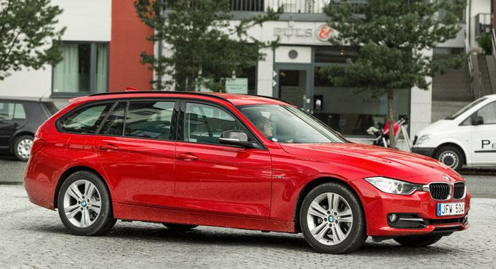 Rosttest: BMW 320d (2012)