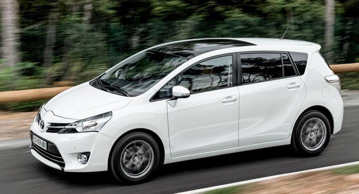 Provkörning: Toyota Verso (2013)