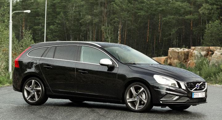 Rosttest: Volvo V60 D5 (2012)