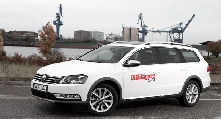 Rosttest: Volkswagen Passat Alltrack (2012)
