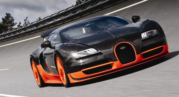 Nytt rekord av Bugatti