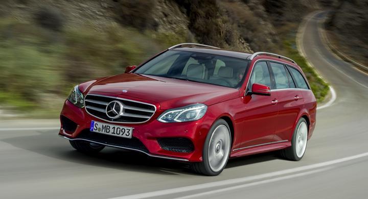 Provkörning: Mercedes E-klass (2013)