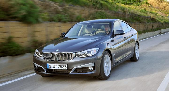 Provkörning: BMW 320d Gran Turismo (2013)