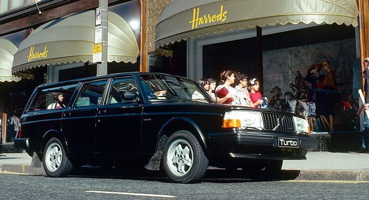 20 år sedan Volvo 240 lades ner