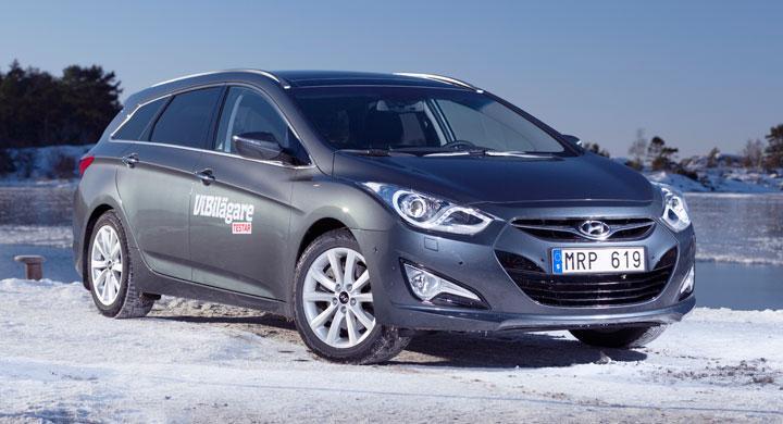Rosttest: Hyundai i40 (2013)