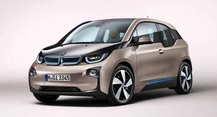 BMW i3 avslöjad – första bilderna