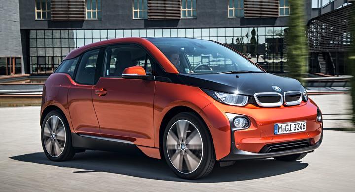 Nya BMW i3 – bilder, fakta och svenska priser
