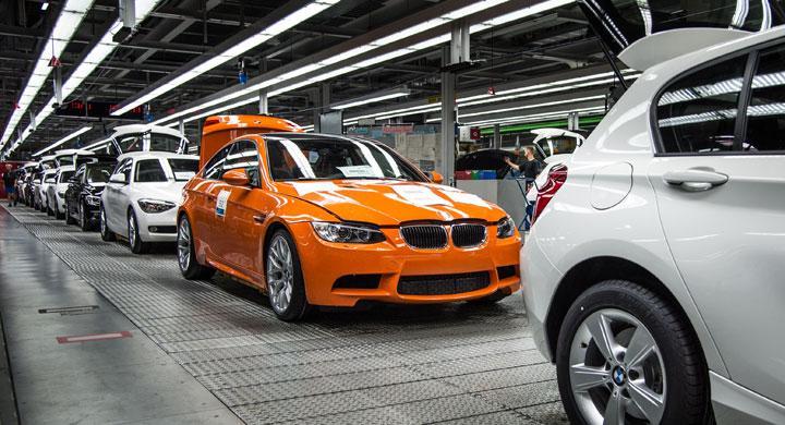 Sista BMW M3 Coupe har tillverkats