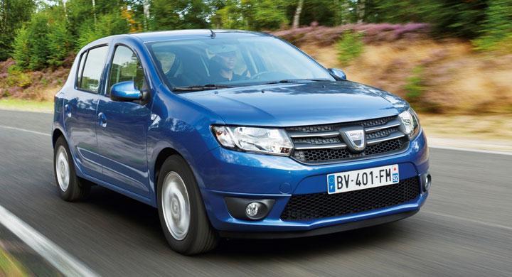 Bilförsäljning minskar – Dacia ökar