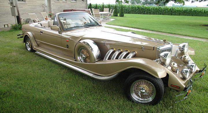 Detta är faktiskt en BMW 3-serie