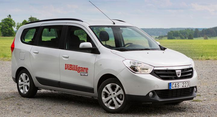 Rosttest: Dacia Lodgy (2013)
