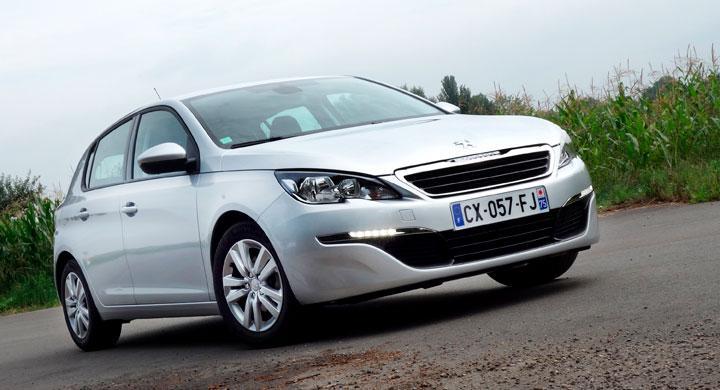 Provkörning: Peugeot 308 (2013)