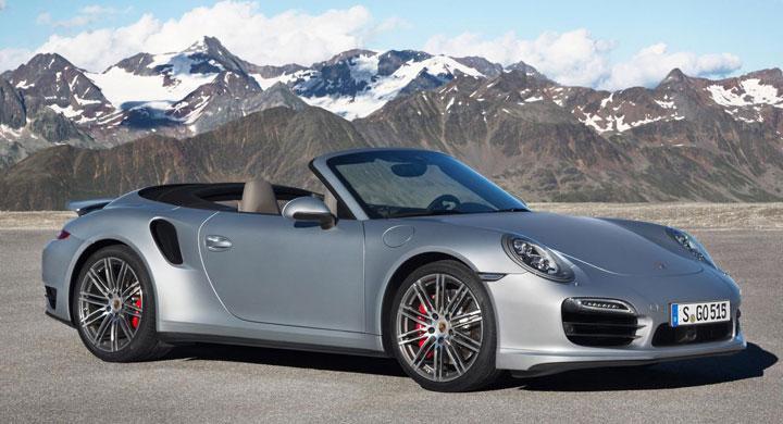 Porsche visar nya cabbar