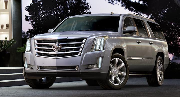 Nya Cadillac Escalade – fakta och bilder