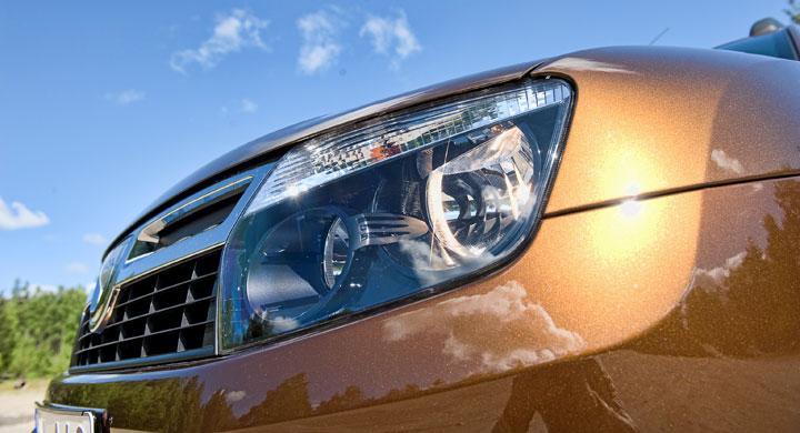 Bilfrågan: Vilseledande om belysningen?
