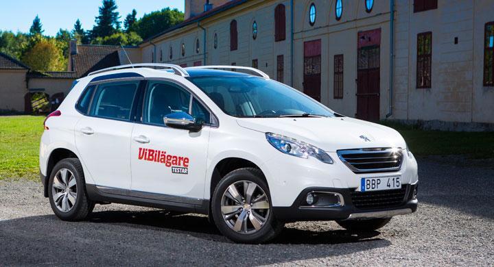Rosttest: Peugeot 2008 (2013)